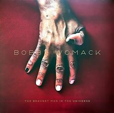 Bobby Womack ‎LP + CD The Bravest Man In The Universe - Gatefold - England (M/