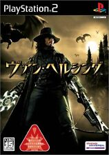 Used PS2 Van Helsing Japan Import (Free Shipping)