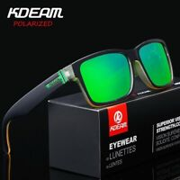 Gafas de sol Polarizadas, Kdeam KD505 C9 HD, UV 400, Polarized Sunglasses