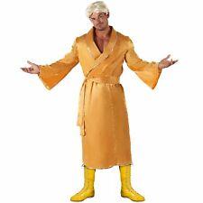 Licenced WWE Ric Flair Wrestler Fancy Dress Costume Adult Wrestling Nature Boy