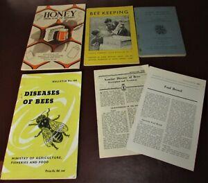 BEE KEEPING - VINTAGE BOOKLETS - 1950s - PB
