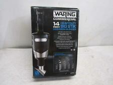 """WARING Commercial WSB55 Big Stix Immersion Blender with 14"""" Shaft, 15-Gallon"""