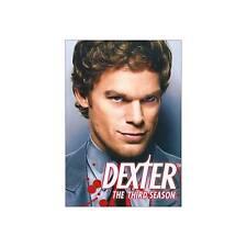 Dexter Complete Third Season 0097368938045 DVD Region 1