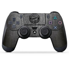 Sony Playstation 4 Slim contrôleur Film Autocollant metalllook FCB Logo unicolore
