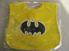 Batman baby feeding bib//dribble bib//burp cloth