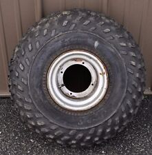 Vintage 1983 Honda ATC200 E Big Red Rear Rim Tire Wheel A86