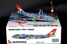 "Qantas Boeing 747-300 Reg: VH-EBU ""Nalanji"" JC Wings 1:200 Diecast Models XX2791"