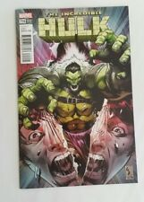 The Incredible Hulk #714 1:25 Geoff Shaw Variant VF (A)