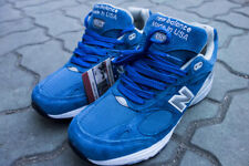 New Balance Men's 10 D (med) 993 shoes Blue suede US993BL made in USA