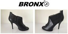 Ladies Shoes Bronx Black Size Uk7 Brand New Free Delivery