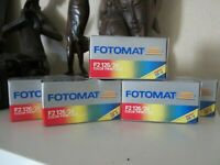 Fotomat F2 126/24 Color print film ,(Expired) Lot of 5