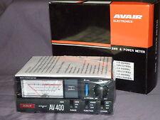 AVAIR AV-400 VHF-UHF SWR / Power Meter.