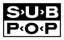 15x10cm Vinyl Sticker nirvana grunge laptop sub pop soundgarden retro rock