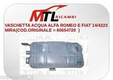 VASCHETTA ACQUA FIAT Bravo/a 1.4 - 1.6 - 1.8 - 2.0 16v D e  Marea 14/4223 MIRA