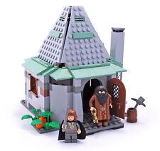 LEGO 4754 - HARRY POTTER - Hagrid's Hut (2nd edition) - 2004 - NO BOX