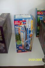 PUZZ 3D PUZZLE BANK OF CHINA & CENTRAL PLAZA WREBBIT COMPLETE
