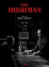 "004 The Irishman - Robert De Niro Al Pacino Crime Movie 14""x18"" Poster"