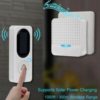 For Xiaomi Wireless Solar Doorbells 36 Music Waterproof Door Bell Control Sensor