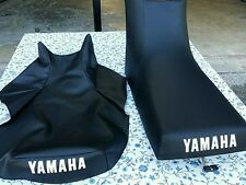 Yamaha WARRIOR 350 1987-1998 YFM 350 Seat Cover Black  (Y14)