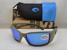 06790d7763 Costa Del Mar Blackfin Polarized Sunglasses Moss Blue Glass BL 198 580g