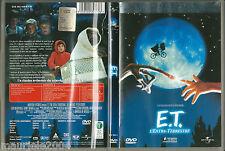 E.T. l'Extra Terrestre (1982) 2DVD ORIGINAL in Buone Condizioni Steven Spielberg