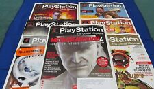 PlayStation Official Magazine ~July - Hol 2008 ~ Subscr. Issues 8-14 (7 Issues)