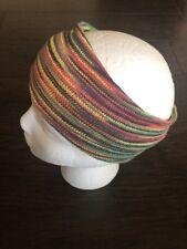 Hippie Tribe Yoga Hairband Strech Gym Turban Hair Accessories Handmade Neapl HB6