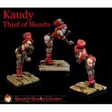 Dungeons & Dragons Ginfritter's FEMFATALE002 Kandy - Thief of Hearts 28mm Mini