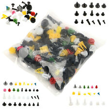 Mixed Bumper Fender Door Panel Liner Retainer Clip Fastener Push Rivet Pins 200x