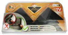 Rug Brake - 8 Adhesive Corners to Stop Rugs Moving on Hard Floors