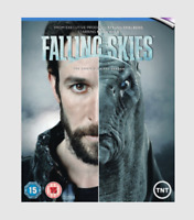 Falling Skies: The Complete Fifth Season Blu-ray Sci-fi/Action/Thriller Series