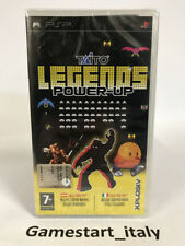 TAITO LEGENDS POWER UP - SONY PSP - VIDEOGIOCO NUOVO SIGILLATO - NEW SEALED PAL