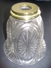 Partylite Huntington Gaslight Library Candle Lamp Replacement Shade Retired!