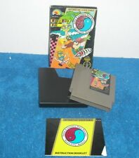 Town & Country Surf Designs: Wood and Water Rage Complete - Nintendo NES CIB