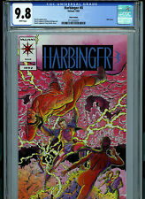 Harbinger Pink Premium Issue #0 CGC 9.8 NM/MT Valiant Comics 1992 Amricons B4