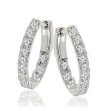 Pendientes de joyería con diamantes de g