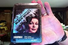 Hugo Montenegro- Black Velvet- new/sealed 8 Track tape- rare?