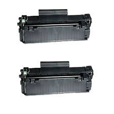 2 Compatible CF283A 83A Toner Cartridge For HP MFP M125a M125nw M127fn M127fw