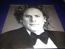 Art Garfunkel Scissors Cut Hand Signed Album Cover LP Vinyl Record W/COA