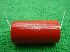4 Audiophiler MKP 2.2uF 400V DC audio grade capacitor
