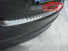 S.steel Rear Bumper Sill plate cover Chrome trim For MAZDA CX7 CX-7 2007-2015