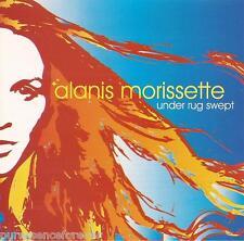 ALANIS MORISSETTE - Under Rug Swept (UK 11 Tk Enh CD Album)