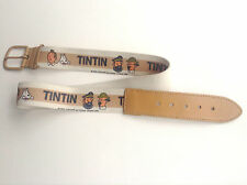RARISSIME Ceinture Tintin Lombard 1985