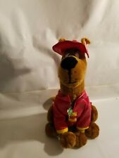 Cartoon Network Scooby Doo Plush Firefighter Uniform Dog