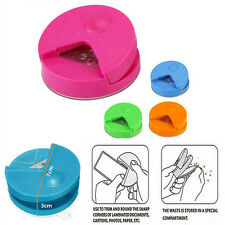 Craft Paper Punch Card Photo Cutter Tool R4 Corner Rounder Scrapbooking