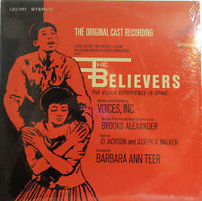 The Believers  (Soundtrack) (RCA LSO-1151) (Voices, Inc.) ('68) (sealed)