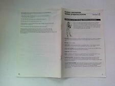 Notice/manuel Flight unlimited guide d'installation PC FR