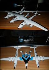 Virgin Galactic  Supporto in Legno - Scala 1:200 Die Cast - JC