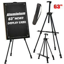 Painting Easels Aluminium Art Tripod Stand for Painting Adjustable Floor Easel