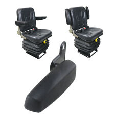 1x Cab Seat Armrest Replace Left for Car Tractor Forklift Truck Loader Excavator